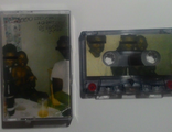 Kendrick Lamar ‎- good kid, m.A.A.d city [cassette]