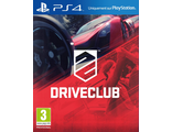 DriveClub (Рус) для PS4