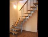 Модульная лестница (комплект без монтажа)
