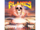 FLAMES - Last Prophecy LP YELLOW