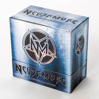 Nevermore - The Complete Collection 12-CD BOX