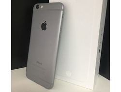 Apple iPhone 6, Space Gray,  128Gb (Б/У, Trade-in)
