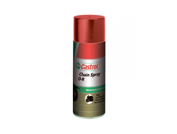 СМАЗКА ЦЕПИ CASTROL CHAIN SPRAY O-R 155C96 - 400 МЛ