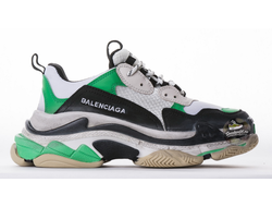 BALENCIAGA TRIPLE S GREEN Женские (36-41)