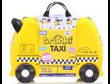Детский чемодан на колесах Trunki Taxi Tony