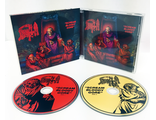 DEATH Scream Bloody Gore 2CD deluxe reissue