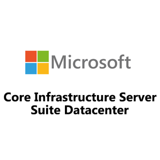 Microsoft Core Infrastructure Server Suite Datacenter Core SNGL SA OLP 2Lic NL CoreLic Qualified 9GS