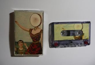 Neutral Milk Hotel ‎- In The Aeroplane Over The Sea