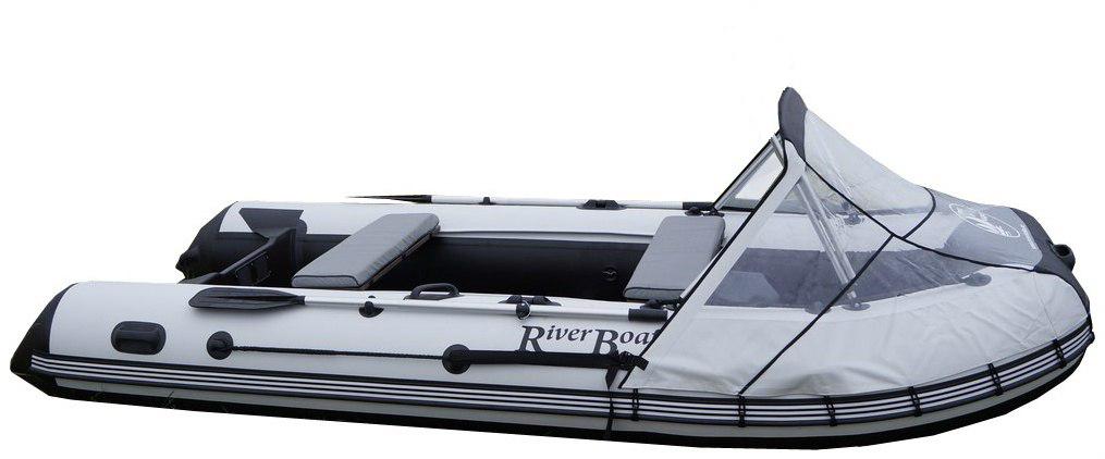 носовой тент для лодки пвх фрегат 370