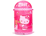 Складная корзина для игрушек Hello Kitty