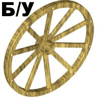 ! Б/У - Wheel Wagon 56mm, Pearl Gold (33212 / 4625247 / 6282738) - Б/У