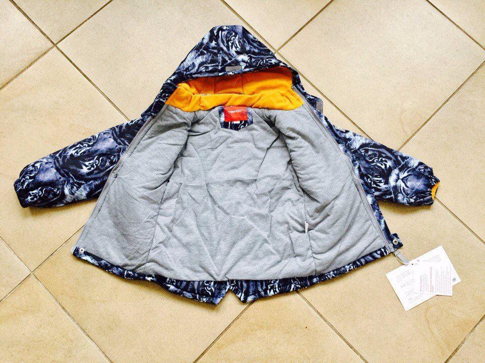 Демисезонные куртки для детей на 5 лет