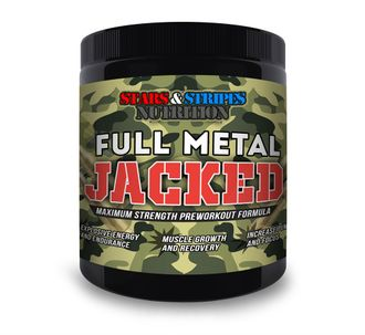 (Stars and Stripes Nutrition) Full Metal Jacked - (180 гр)