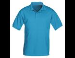 Футболка-поло (цвет бирюза ) размеры 68-82