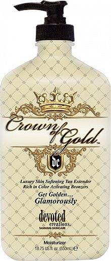 Лосьон Crown of Gold™ 550 ml