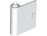 Door 1 x 3 x 3 Left - Open Between Top and Bottom Hinge (New Type), White (60658 / 4519346)