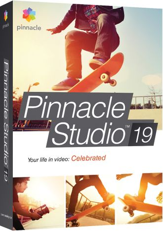 Corel Pinnacle Studio 19 Standard ML EU PNST19STMLEU