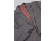 Пиджак MOSS 1851 Tailored Fit Grey with Red Windowpane Jacket