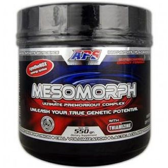 Aps Nutrition Mesomorph, 388 грамм (25 порций)