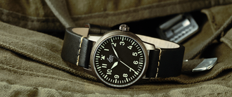 Часы мужские LACO MAGDEBURG USED LOOK 36 MM