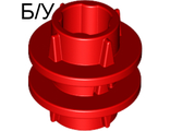 ! Б/У - Technic, Driving Ring 2L, Red (6539 / 4278957) - Б/У