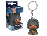 Брелок Funko Pocket POP! Keychain: Fantastic Beasts 2: Baby Niffler Grey
