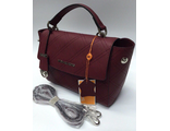 Сумка Michael Kors Ava Small Bordo / Бордовая