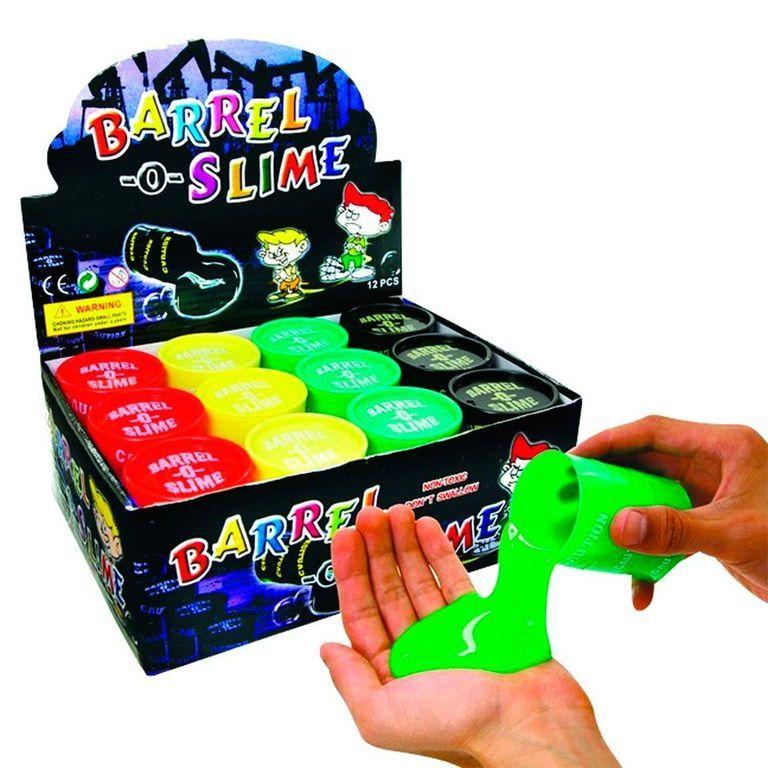 Barrel o slime как сделать