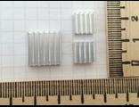 Набор аллюминиевых радиаторов охлаждения для Raspberry Pi