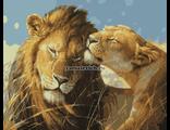 Львиная нежность