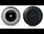 Робот-пылесос для сухой уборки iRobot Roomba 880 и моющий робот-пылесос iRobot Scooba 450