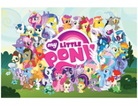 Атрибутика My Little Pony, Май Литл Пони