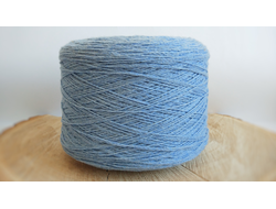 Merino Lambswool 17/4 NM 285 Blue Tit