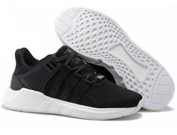Adidas EQT Support 93/17 all black Мужские (40-45)