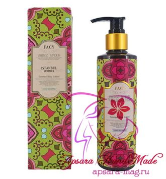 "Facy Vintage Amour Istanbul Summer Scented Body Lotion / Лосьон-духи для тела ""Лето в Стамбуле"" (200 мл)"