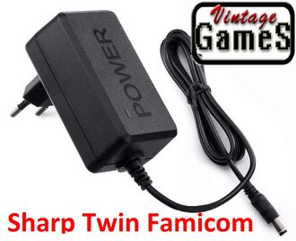 Блок Питания для Sharp Twin Famicom 220в AC - 7.5в DC