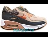 Кроссовки Nike Air Max 90 цветочный принт