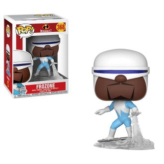 Фигурка Funko POP! Vinyl: Disney: Суперсемейка 2(Incredibles 2): Frozone