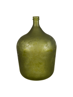 Ваза VASE 34L CHAI GREEN GLASSарт.32202