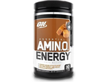 (Optimum Nutrition) Amino Energy - (270 гр) - (карамель)