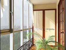 Балкон под ключ в Самаре