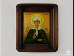 Икона Матроны Московской. Заказать икону.