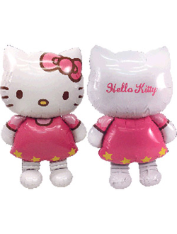 Ходячий шар «Hello Kitty»