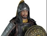 Монгольский тяжелый кавалерист - коллекционная фигурка 1/6 NO:35004 Mongol Invasion-Heavy Cavalry - 303Toys