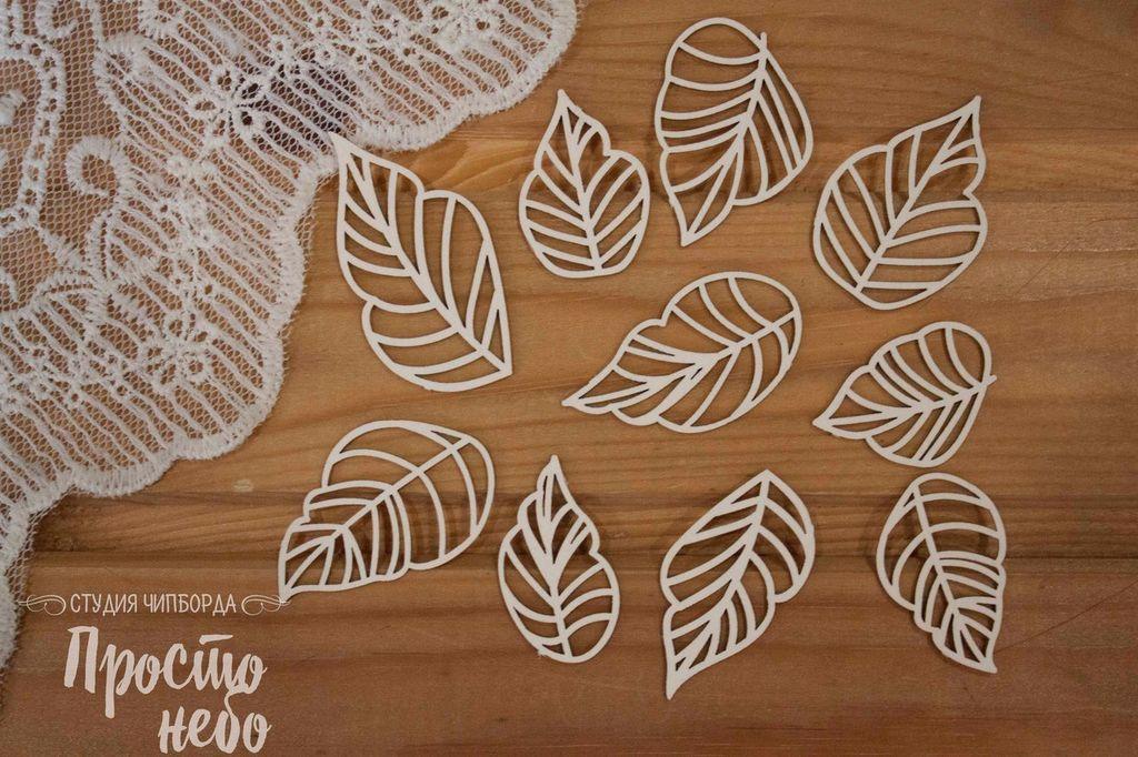 Набор листьев 3