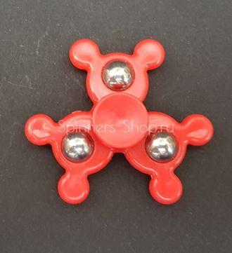 Новый ерзает кубики spinner игрушки ротари tri spinner наруто 1443571