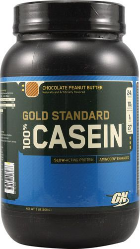 Optimum Nutrition 100% Casein Gold Standard (908 gr)