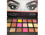 Huda beauty 18 colors eyeshadow тени