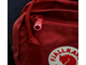 Рюкзак Fjallraven Kanken Mini Deep Red (325)