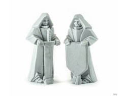Blind guards (unpainted)